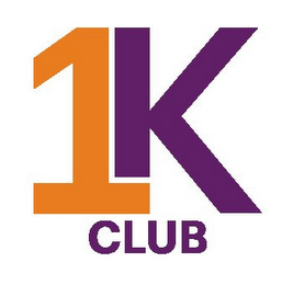 mark for 1K CLUB, trademark #85802489