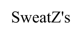 mark for SWEATZ'S, trademark #85802523