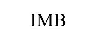 mark for IMB, trademark #85802635