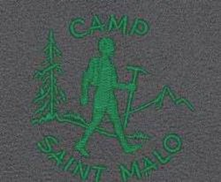 mark for CAMP SAINT MALO, trademark #85802687