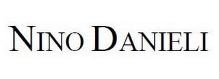 mark for NINO DANIELI, trademark #85802986