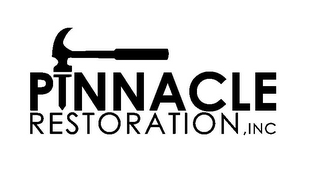 mark for PINNACLE RESTORATION, INC, trademark #85803057