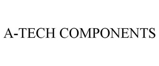 mark for A-TECH COMPONENTS, trademark #85803064
