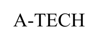 mark for A-TECH, trademark #85803088