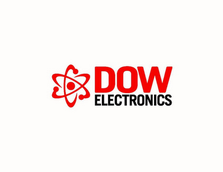 mark for DOW ELECTRONICS, trademark #85803132