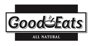 mark for GOOD EATS, trademark #85803244