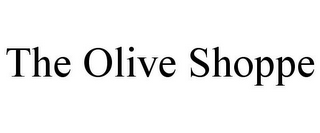 mark for THE OLIVE SHOPPE, trademark #85803521