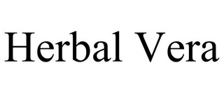 mark for HERBAL VERA, trademark #85803558