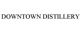mark for DOWNTOWN DISTILLERY, trademark #85804030