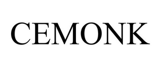 mark for CEMONK, trademark #85804192