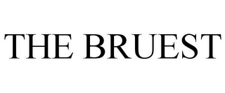 mark for THE BRUEST, trademark #85804238