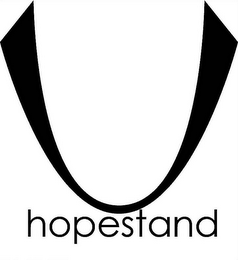 mark for HOPESTAND, trademark #85804535