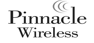 mark for PINNACLE WIRELESS, trademark #85804617
