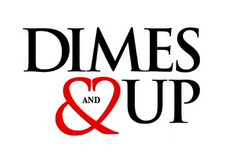 mark for DIMES AND UP, trademark #85804856