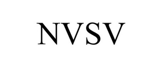 mark for NVSV, trademark #85804859