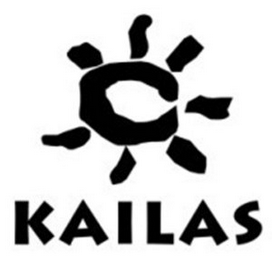 mark for KAILAS, trademark #85804903