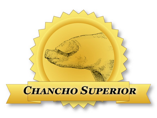 mark for CHANCHO SUPERIOR, trademark #85805206