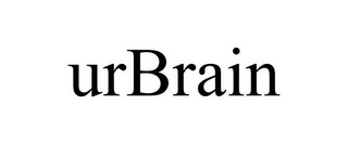 mark for URBRAIN, trademark #85805626
