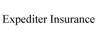 mark for EXPEDITER INSURANCE, trademark #85805670