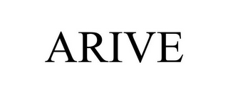 mark for ARIVE, trademark #85805802