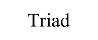 mark for TRIAD, trademark #85805922