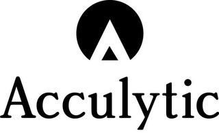 mark for ACCULYTIC, trademark #85805937