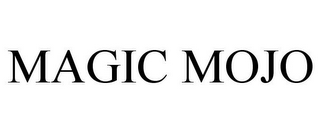 mark for MAGIC MOJO, trademark #85806288