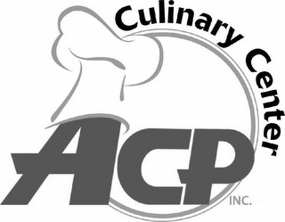 mark for CULINARY CENTER ACP, INC., trademark #85806353