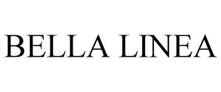 mark for BELLA LINEA, trademark #85806769