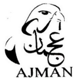 mark for AJMAN, trademark #85806793