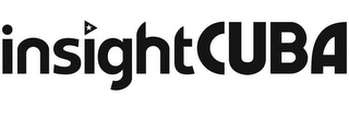 mark for INSIGHTCUBA, trademark #85806894