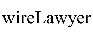 mark for WIRELAWYER, trademark #85806947