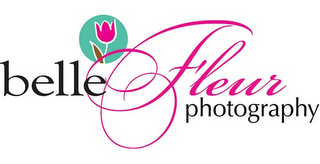 mark for BELLE FLEUR PHOTOGRAPHY, trademark #85807115