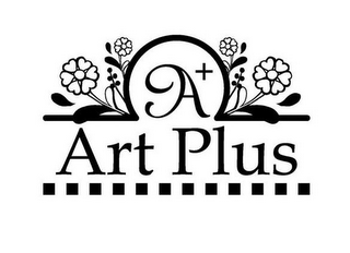mark for A+ ART PLUS, trademark #85807164