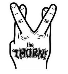 mark for THE THORN, trademark #85807568