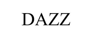 mark for DAZZ, trademark #85807597