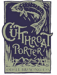 mark for CUTTHROAT PORTER ODELL BREWING CO., trademark #85807675
