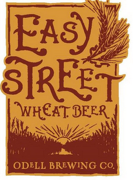 mark for EASY STREET WHEAT. BEER ODELL BREWING CO., trademark #85807690