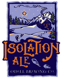 mark for ISOLATION ALE ODELL BREWING CO., trademark #85807697