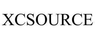 mark for XCSOURCE, trademark #85808575