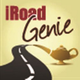 mark for IROAD GENIE, trademark #85808589