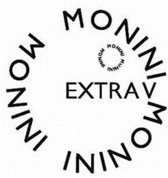 mark for MONINI EXTRA V, trademark #85808708