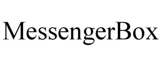 mark for MESSENGERBOX, trademark #85808722