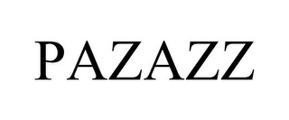 mark for PAZAZZ, trademark #85809490