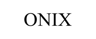 mark for ONIX, trademark #85809633