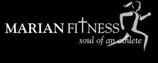 mark for MARIAN FITNESS SOUL OF AN ATHLETE, trademark #85809802