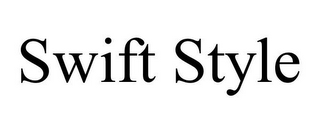 mark for SWIFT STYLE, trademark #85809973