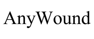 mark for ANYWOUND, trademark #85810250