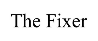 mark for THE FIXER, trademark #85810334