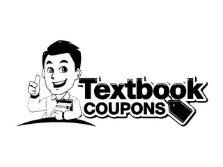 mark for TEXTBOOK COUPONS, trademark #85810424